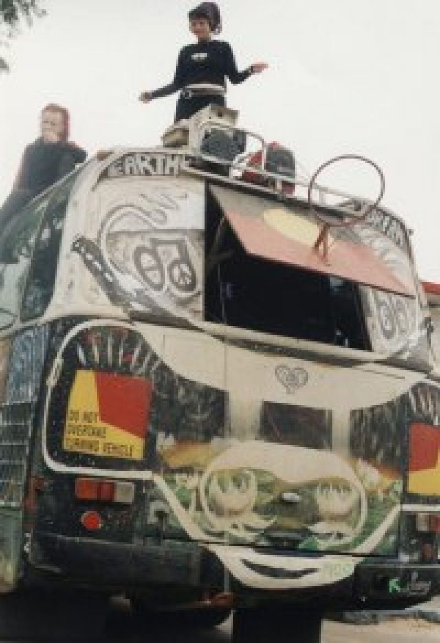 The Peace Bus